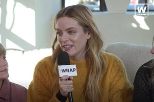 riley keough on the scariest part of filming psychological sundance thriller 'the lodge' (video)