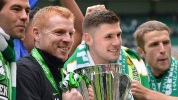 celtic: neil lennon replaces brendan rodgers as manager