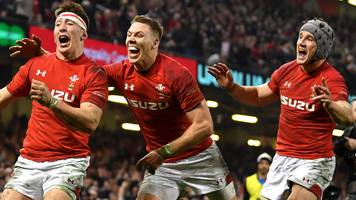 wales players 'feed off gatland's confidence'