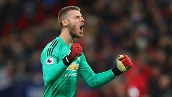 david de gea's demands could 'price him out' of new manchester united contract