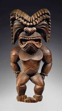 a hawaiian war god statue that salesforce ceo marc benioff bought for $7 million and donated to a museum could be a tiki bar tchotchke worth just $5,000 (crm)