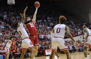 no. 19 badgers lose 75-73 in final seconds of double ot