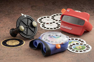 mattel and mgm to make a live-action view-master movie somehow