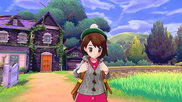 pokémon sword and pokémon shield are the series' new games for switch