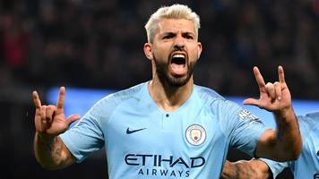 man city 1-0 west ham: sergio aguero scores penalty to seal dominant display