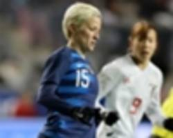 three observations from the uswnt's shebelieves cup draw with japan