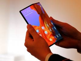 huawei said it built a folding phone similar to samsung's galaxy fold — but killed it because it was so bad