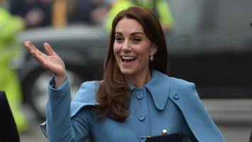 duke and duchess of cambridge in ballymena on second day of ni trip