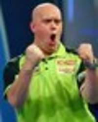 uk open darts live stream: how to watch michael van gerwen, gary anderson and co