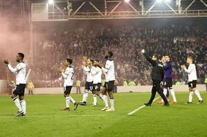 craig ramage on derby county 'wobble', nottingham forest defeat and harry wilson