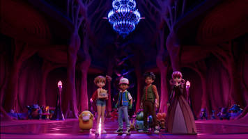 the trailer for pokémon's first cg movie looks nothing like the anime you remember