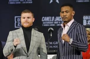 plenty of respect and confidence for canelo, jacobs