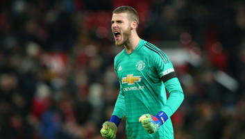 david de gea 'ready to sign new deal' at manchester united following turnaround in form