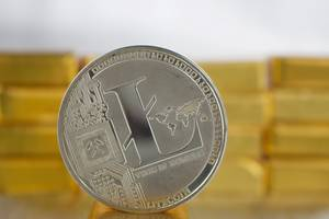 litecoin price reclaims the $47 level yet sell pressure seems to intensify