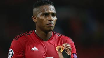 club captain valencia set to leave man utd in summer