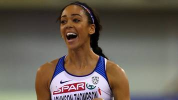 johnson-thompson wins gb's first gold at european indoors