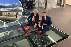 meet the supercar dealer who sells to the likes of elton john and rod stewart