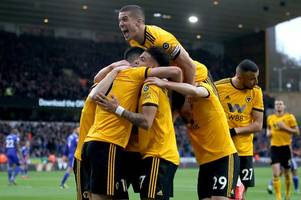 match of the day running order: this is when wolves, manchester united and the rest will be shown