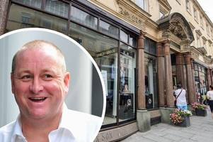 residents say bath is starting to look like 'every other dull town' after jolly's sports direct takeover