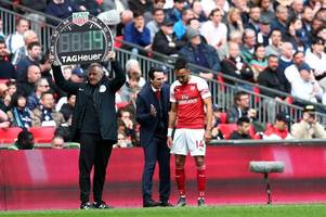 rio ferdinand makes big admission about unai emery after arsenal's north london derby with spurs