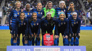 u.s. women's national team to wear names of iconic women on jerseys for shebelieves cup