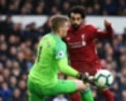 everton 0 liverpool 0: reds miss chance to reclaim top spot in derby stalemate