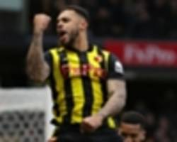 watford 2 leicester city 1: gray's late winner downs rodgers' foxes