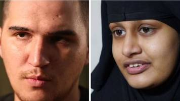 shamima begum: 'we should live in holland' says is husband