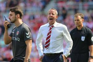 lee bowyer on the naughty step and the impact of jonny williams - charlton talking points