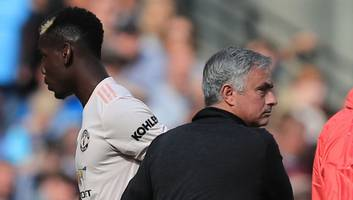 josé mourinho plays down suggestion poor player relationships ruined man utd reign