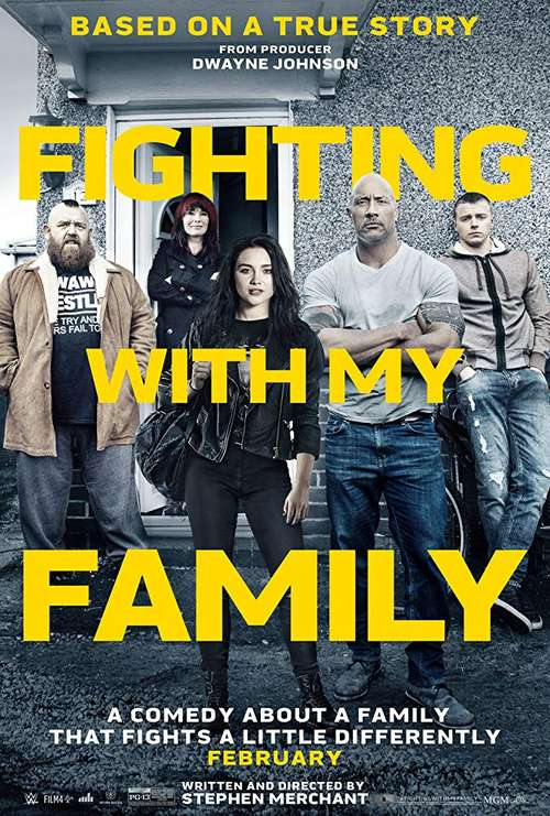MOVIE REVIEW: Fighting with My Family