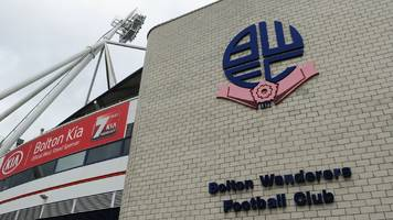 bolton wanderers: championship strugglers close training ground