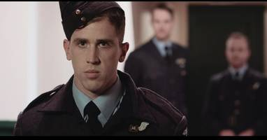second world war film lancaster skies finally releases after five years - and cinema-goers love it!