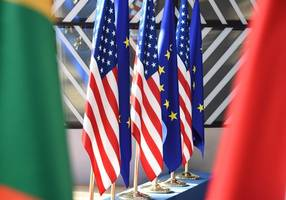 us puts end to dispute with eu over diplomatic protocol
