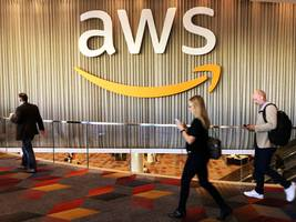 amazon took over the $176 billion market for cloud computing. now it's using the same playbook in logistics.