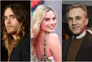jared leto, margot robbie and christoph waltz movies lead full tribeca film festival slate