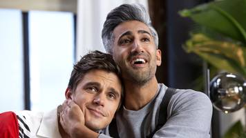 queer eye's tan france: 'i wouldn't do trump makeover'