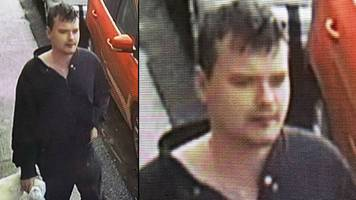 cctv appeal in search for alloa man missing for three weeks