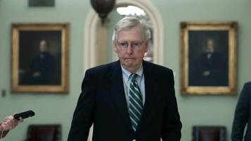 McConnell: Senate To Pass Measure Rejecting Trump's National Emergency