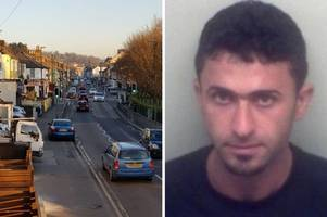 a decade of crime in chatham's luton road proves why people think it's dangerous
