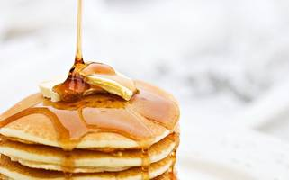 how to make healthy pancakes for pancake day