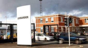 bombardier put pressure on dup to back may's brexit deal - report