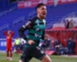 santos laguna and tigres take dominant leads over mls opponents in ccl
