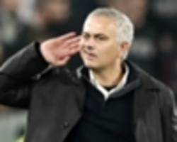 there's a 90% chance mourinho will be next real madrid boss, says ex-president calderon