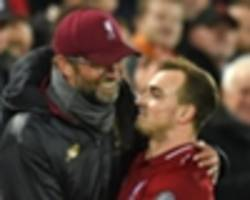 'what's he done wrong?' - klopp use of shaqiri questioned by liverpool legend nicol