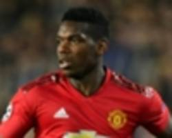 why isn't paul pogba playing against psg? man utd star's absence explained