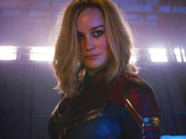 'captain marvel' will give the box office a big boost after a miserable start to 2019