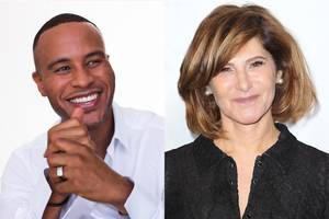 producers amy pascal and devon franklin to talk mentorship at wrapwomen's be conference