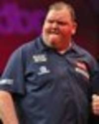 john henderson: why is darts star playing instead of gary anderson in the premier league?