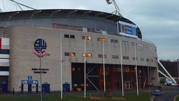 bolton v millwall to go ahead after safety concerns as wanderers takeover edges closer